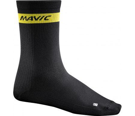 Mavic Cosmic High Sock – Cykelstrømper – Sort