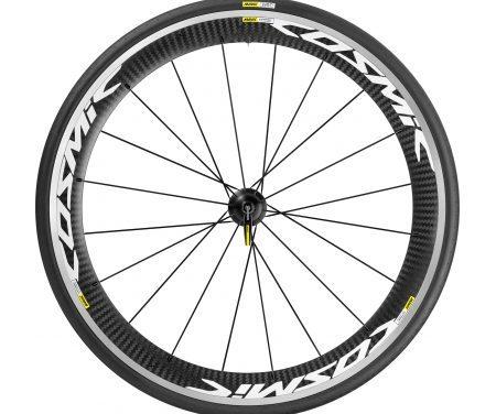 Mavic Cosmic Pro Carbone Baghjul – Med 25C dæk – Shimano / Sram