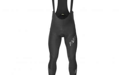 Mavic Cosmic Pro Wind Bib Tight – Lang cykelbuks – Sort