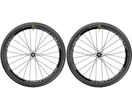 Mavic Crossmax Elite – MTB hjulsæt inkl. dæk – Sort – 29×2,25