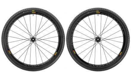 Mavic Crossmax Pro Carbon – MTB hjulsæt inkl. dæk – Sort – 29×2,25