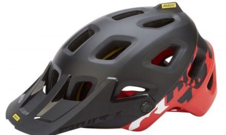 Mavic Crossmax Pro – MTB cykelhjelm – Sort/rød