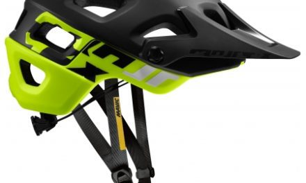 Mavic Crossmax Pro – MTB hjelm – Sort/neongul