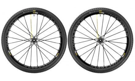 Mavic Crossmax Pro – MTB hjulsæt inkl. dæk – Sort – 29×2,25