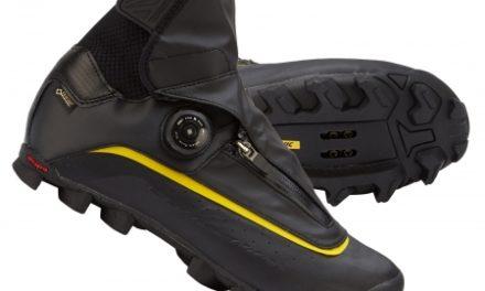 Mavic Crossmax SL Pro Thermo – MTB Cykelsko – Vinter – Sort