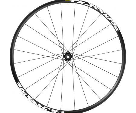 "Mavic Crossride 29"" FTS-X – Forhjul – 9/15 mm – Intl. disc"