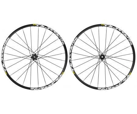 Mavic Crossride – MTB hjulsæt – Sort – 27,5""