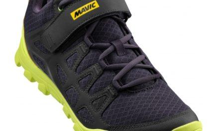 Mavic Crossride – MTB sko – Sort/grøn