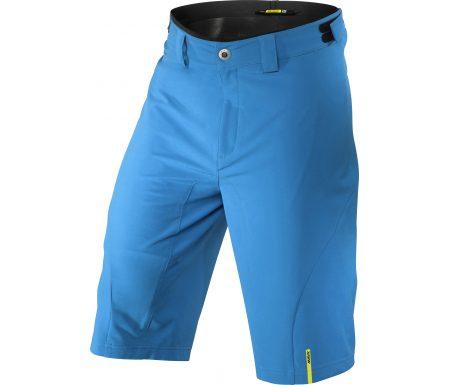Mavic Crossride – Shortssæt med tilhørende indershorts med pude – Blå – Baggy