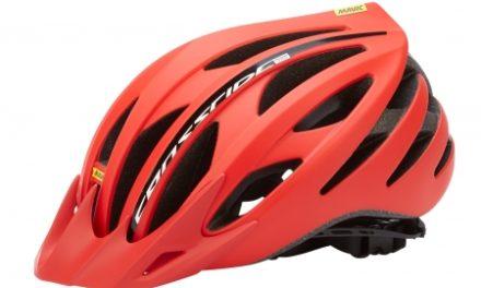 Mavic Crossride SL Elite – Cykelhjelm – Rød