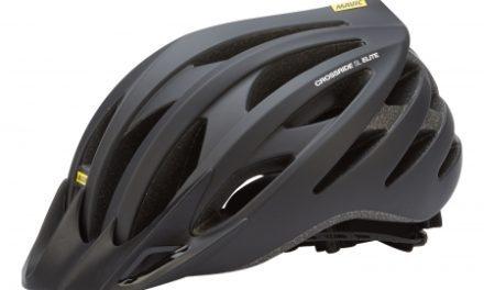 Mavic Crossride SL Elite – Cykelhjelm – Sort
