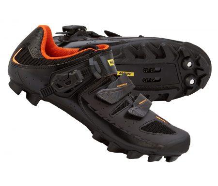 Mavic Crossride SL Elite – MTB sko – Sort/Grå