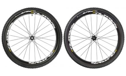 Mavic Crossride Tubeless Quest – MTB hjulsæt inkl. dæk – Sort – 29×2,35