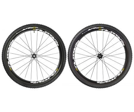 Mavic Crossride Tubeless Quest – MTB hjulsæt inkl. dæk – Sort – 29×2,35