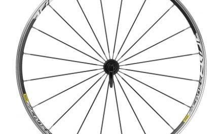 "Mavic Crossride UB 26"" forhjul – 9 mm – Fælgbremse"