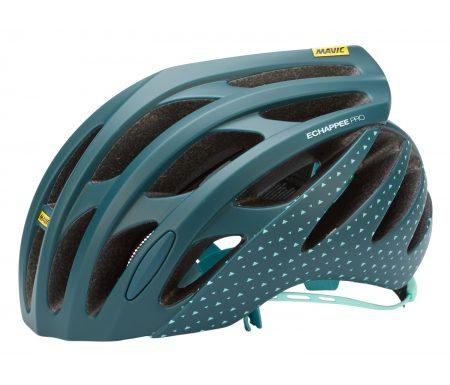Mavic Echappée Pro – Cykelhjelm – Dame – Mørkegrøn