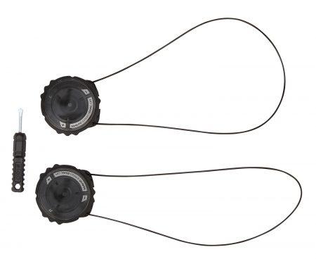 Mavic Ergo dial 28cm kit – Reservedel til Mavic cykelsko – 2 stk.