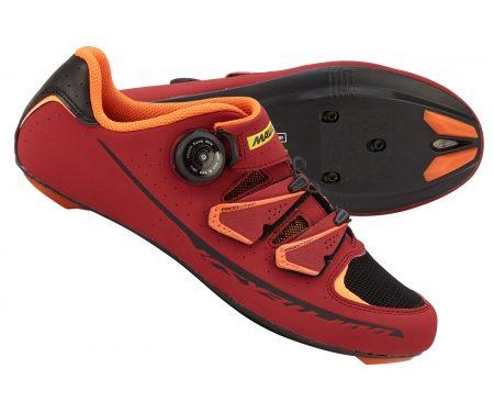 Mavic Ksyrium Pro II – Racersko – Rød