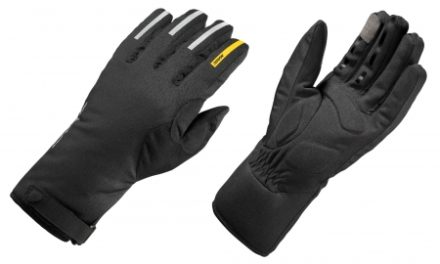 Mavic Ksyrium Pro – Thermo Glove – Cykelhandsker – Sort