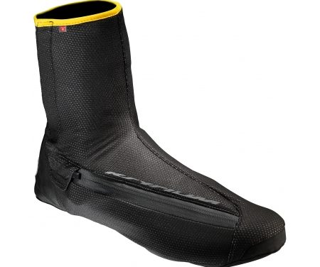 Mavic Ksyrium Pro – Thermo+ Shoe Cover – Skoovertræk – Sort