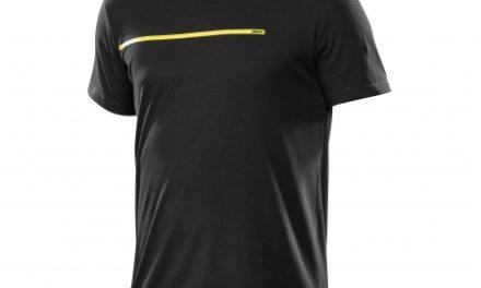 Mavic La Bande Jaune – T-shirt til hverdagsbrug – Sort