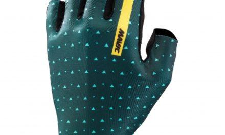 Mavic Sequence Glove – Cykelhandske – Dame – Mørkegrøn