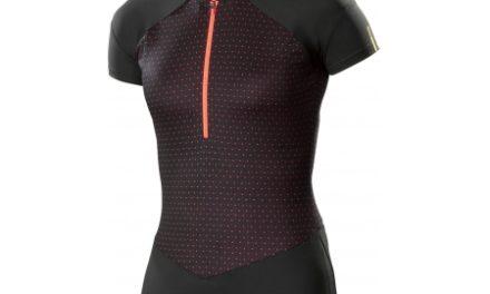 Mavic Sequence Jersey Graphic – Dame cykeltrøje – Grå/sort