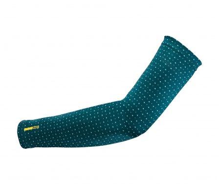Mavic Sequence Sleeve – Armvarmere til dame – Mørkegrøn