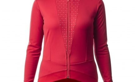 Mavic Sequence Thermo Jacket – Dame cykeljakke – Rød