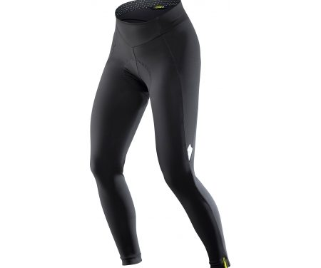 Mavic Sequence Thermo Tight – Lang cykelbuks – Dame – Sort