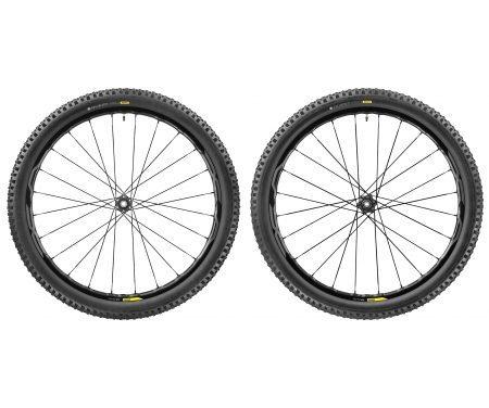 Mavic XA Elite – MTB hjulsæt inkl. dæk – Sort – 29×2,35
