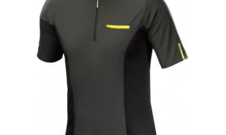 Mavic XA Pro Jersey – MTB cykeltrøje – Grå/Sort