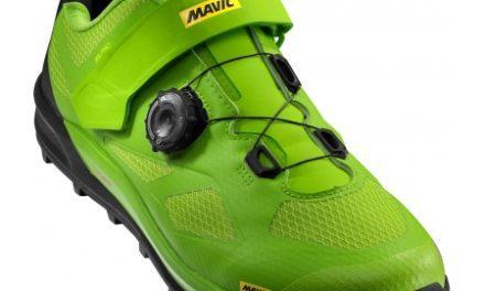 Mavic XA Pro – MTB sko – Grøn/sort