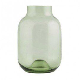 Mellem House Doctor Vase – Shaped – Grøn fra House Doctor