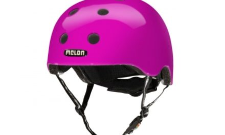 Melon Pinkeon – Cykelhjelm – Pink