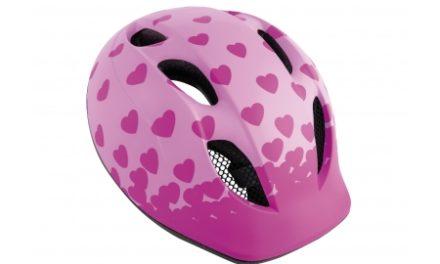 Met Buddy/Super Buddy – Cykelhjelm – Pink Hjerter