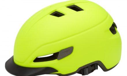 Met Corso – Urban Cykelhjelm – Gul