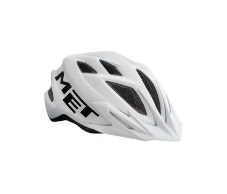 Met Crackerjack – Junior cykelhjelm – Hvid – Str. 52-57 cm