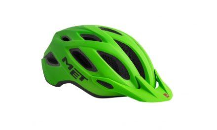 MET Crossover – Cykelhjelm – Grøn