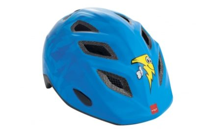 MET Elfo/Genio – Cykelhjelm – Blå Lyn