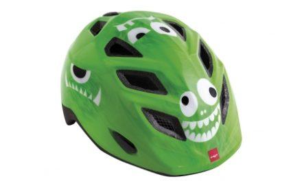 MET Elfo/Genio – Cykelhjelm – Grøn Monster