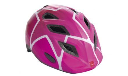 MET Elfo/Genio – Cykelhjelm – Pink Stjerner