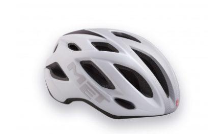 MET Idolo – Cykelhjelm – Hvid/Sølv