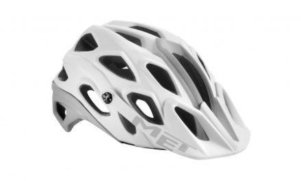 MET Lupo MTB hjelm – Hvid