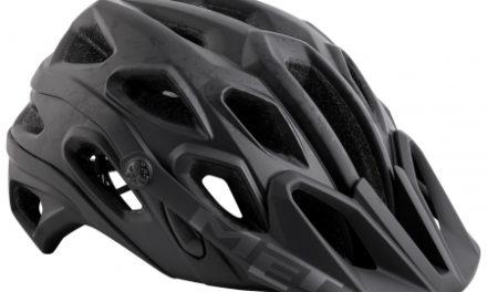 MET Lupo MTB-hjelm – Sort
