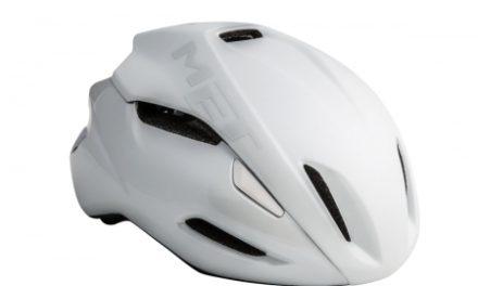 Met Manta – Cykelhjelm – Hvid