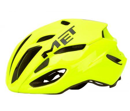 MET Rivale – Cykelhjelm – Gul