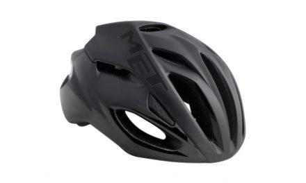 MET Rivale – Cykelhjelm – Sort