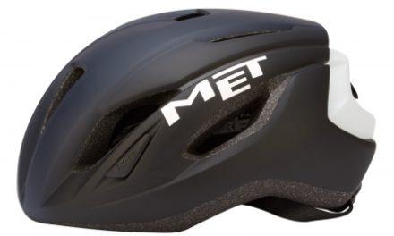 MET Strale – Cykelhjelm – Blå/Hvid