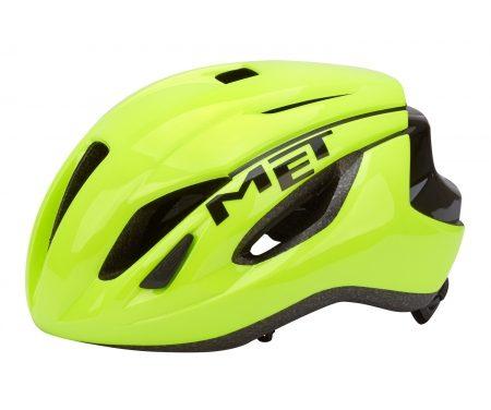Met Strale – Cykelhjelm – Gul